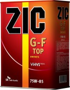Масло трансмиссионное ZIC GL-4 FF SAE 75W85 4л (синтетика)