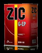Масло трансмиссионное ZIC G-EP GL-4 SAE 80W90 4л (полусинтетика)