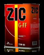 Масло трансмиссионное ZIC GL-4 FF SAE 75W85 4л (полусинтетика)