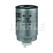 Фильтр топливный MAHLE KС18