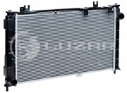 Радиатор охл.алюм. для а/м ВАЗ 2190 Гранта А/С Luzar
