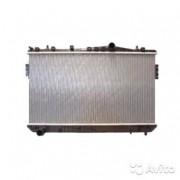 Радиатор охлаждения Chevrolet Lacetti 1.6 16V МКПП 03.05/Daewoo Nubira 1.4-1.8 05 Riginal