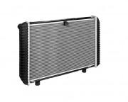 Радиатор охлаждения ГАЗ 3302 ( с 99г.в.) 2-х рядный HOFER