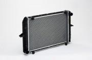 Радиатор охлаждения ГАЗ 3302 ( с 99г.в.) 3-х рядный HOFER