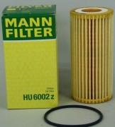 Фильтр масляный MANN HU6002z