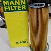 Фильтр масляный MANN HU8001х