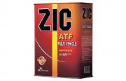 Масло трансмиссионное ZIC ATF Multi Vehicie 4л