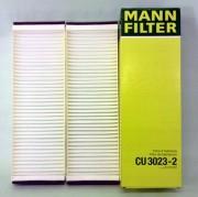 Фильтр салонный MANN CU3023-2