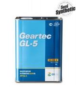Масло трансмиссионное GEARTEC GL-5  SAE 75W90 4л п/с