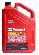 Жидкость FORD Mercon V 4,73л