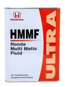 Жидкость HONDA HMMF Ultra Multi Magic Fluid для вариаторов 4л