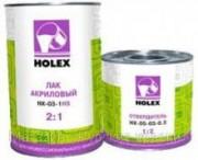 Лак HOLEX HS акриловый 2:1с отвердителем 0,5л