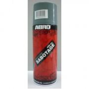 Краска ABRO Sabotage-301 серая 400мл (аэрозоль)