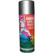 """Краска ABRO SPRAY PAINT """"алюминевая"""" термостойкая 473мл (аэрозоль)"""