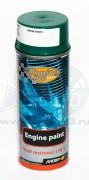 Краска MOTIP для обработки моторных блоков зеленая 400мл (аэрозоль)