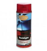 Краска MOTIP для тонировки фонарей красная 400мл (аэрозоль)