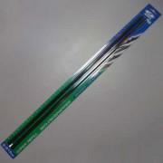Лента стеклоочистителя ХОРС 2х615мм (силикон)