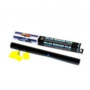 Пленка TOP COLOR Black Dark 10% тонировочная 07,5х3м