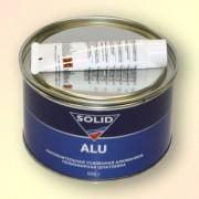 Шпатлевка SOLID Alu с алюминием 500г