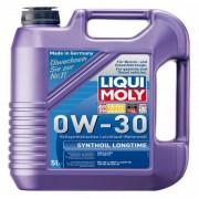 Масло моторное LIQUI MOLY Synthoil Longtime SAE 0W30 5л (синтетика)