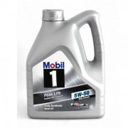 Масло моторное MOBIL 1 Peak Life SAE 5W50 4л (синтетика)
