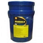 Масло моторное SHELL RIMULA R5 SAE 10W40 20л ( полусинтетика )
