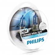 Лампа PHILIPS НB4 12V 55W Diamond Vision 2шт