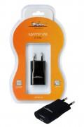 Адаптер AIRLINE в прикуриватель USB 1А 220В