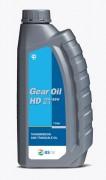 Масло трансмиссионное GEAR OIL GL-4  HD SAE 75W85 1л п/с