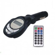 FM трансмиттер AVS music с дисплеем и пультом F-508