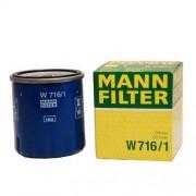 Фильтр масляный MANN W716/1