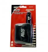 Разветвитель AVS Energy прикуривателя на 3 выхода + USB CS311U