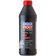 Масло LIQUI MOLY Motorbike Fork Oil 5W Light (1л) для вилок