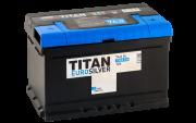 Аккумулятор TITAN Euro Silver 6CT-74.0 o/п