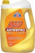 Антифриз AGA 10кг желтый
