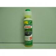 """Очиститель SONAX стекол """"Лимон""""  концентрат (в бачок) 250мл"""