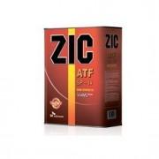 Масло трансмиссионное ZIC ATF SP- IV 4л (синтетика)