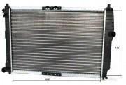 Радиатор охлаждения Chevrolet Aveo T200 1.4 МКПП 03-08/Chevrolet Kalos 1.4-1.6i 16V 04 Riginal