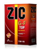 Масло трансмиссионное ZIC G-F TOP GL-4/5 SAE 75W90 4л (синтетика)