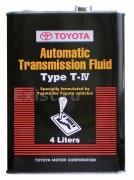 Масло трансмиссионное TOYOTA Type T-IV 4л