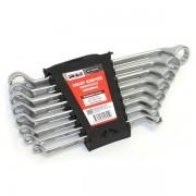 Набор ключей коленчатых накидных REDMARK 8шт. 6*7/20*22мм.
