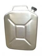 Канистра металлическая для топлива (аллюминий) 20л