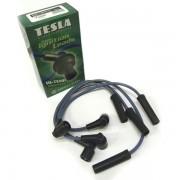 Провода TESLA высоковольтные силикон комплект ВАЗ 2108-2110 инжектор T684H