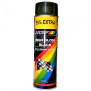 Краска MOTIP Черная глянцевая 500 мл (аэрозоль)
