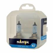Лампа NARVA Н7 12V 55W Range Power Blue 50% 2шт